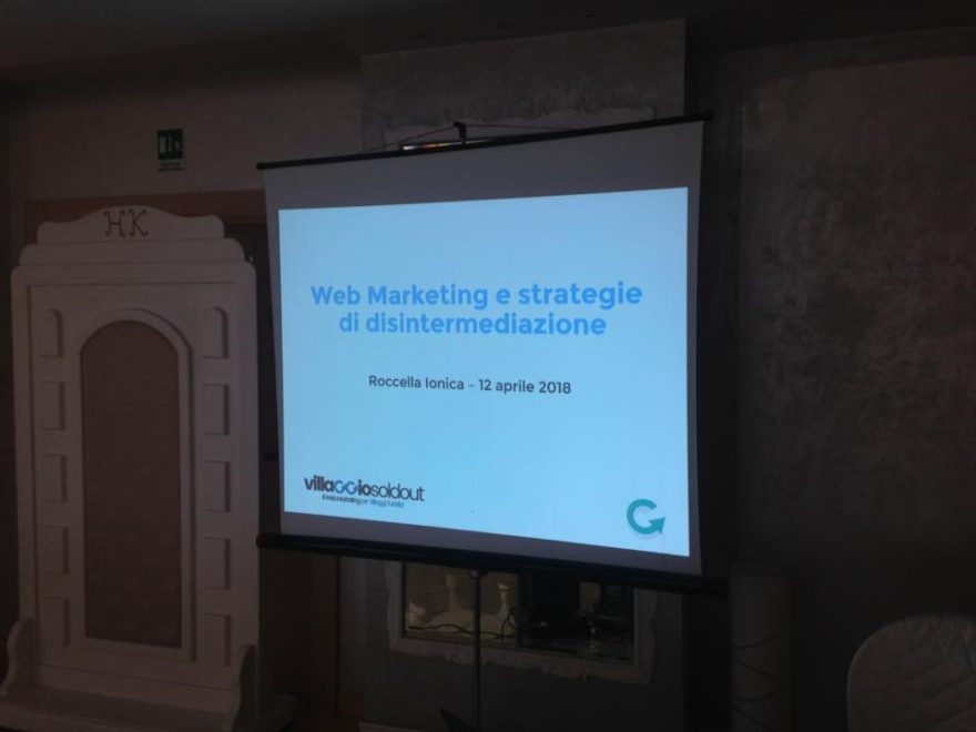 web marketing calabria