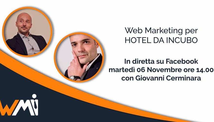 Web Marketing per Hotel